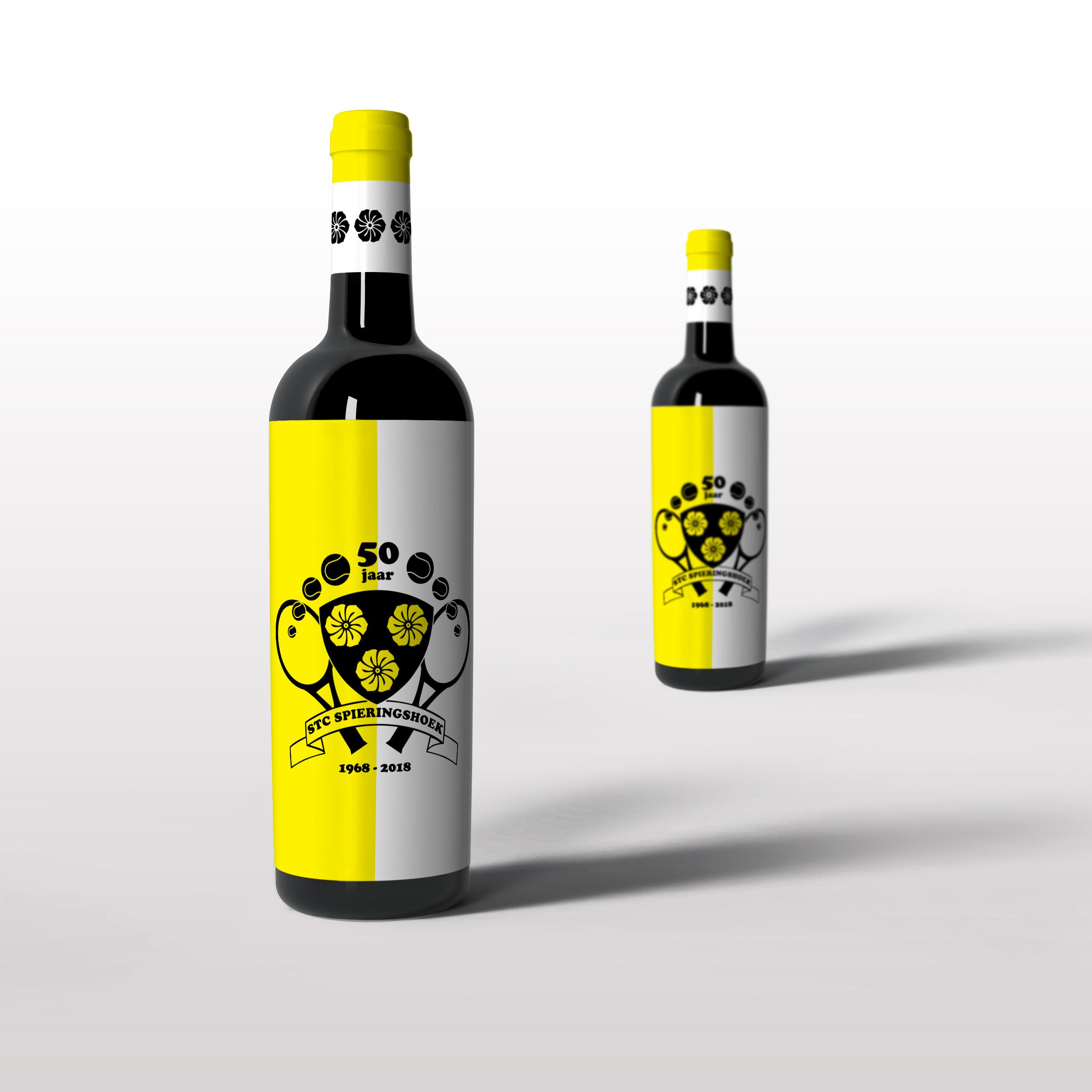 Spieringshoek-wijnfles-ontwerp-etiket